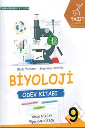 9. Sınıf Biyoloji Ödev Kitabı Yazıt Yayıncılık...
