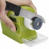 Otomatik Pilli Bıçak Bileme Aleti Swifty Sharp Çok...