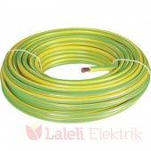öznur 16 Mm Nya Kablo Sarı Yeşil 100 Metre 100 Bak...