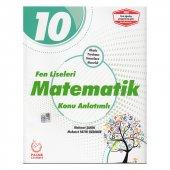 Palme 10.sınıf Fen Liseleri Matematik Kb 2019