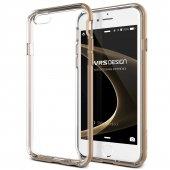 Vrs İphone 6 6s New Crystal Bumper Kılıf