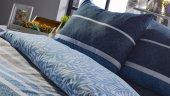 Bellona Stripe Uyku Paketi Tek-Çift Kişilik Nevresim+Yorgan+Yastı-2