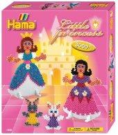 Hama Midi Boncuk Kutu Set Küçük Prensesler