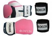 Delta Cross Dura Strong Boks Eldiveni + Boks El...