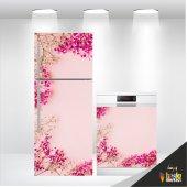 Buzdolabı Ve Bulaşık Makinesi Kapak Sticker Folyo Kaplama