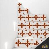 Merdiven Sticker Folyo Kaplama 5 Adet (18cm X...