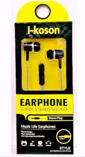 I Koson Mikrofonlu Kulaklık