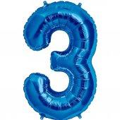 3 Yaş Erkek Doğum Günü Süsleri Paketi-2