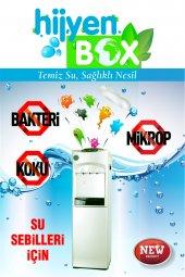 Hijyen Box 5 Li Ekonomik Su Sebili Temizlik Ve Dezenfekte Takımı Bedava Kargo