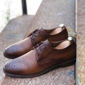 Hakiki Deri Uzi 81010 Erkek Günlük Ayakkabı