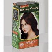 Organic Natural Colors Bitkisel Kalıcı Saç Boyası 6Rr Aşk Kızlı