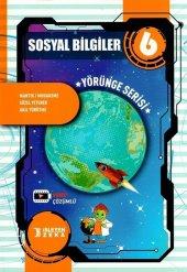 Işleyen Zeka 6. Sınıf Sosyal Bilgiler Yörünge Serisi Soru Bankası