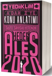 Yediiklim Yayınları 2020 Ales Sözel Sayısal Yetenek Konu Anlatımı