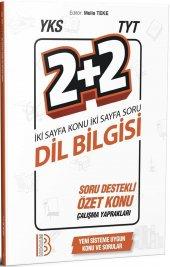 Benim Hocam Yayınları Tyt Dil Bilgisi 2+2 Soru...