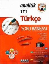 Merkez Yayınları Tyt Türkçe Analitik Soru Bankası...