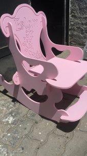 Kişiye Özel Sallanan Çocuk Sandalyesi