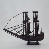 Dekoratif Ahşap Gemi-2