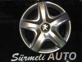 15 İnch Peugeot Çelik Jant Görünümlü Jant Kapağı Kırılmaz