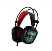 2434 Işıklı Pro Oyuncular İçin Mikrofonlu Gaming K...