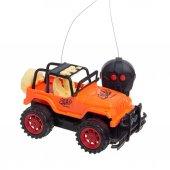 Sen Kumandali Safari Jeep