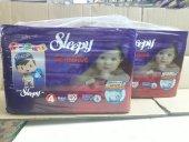 Sleepy Sensitive Jumbo Maxi Bebek Bezi 7 14 Kg 40 Adet