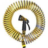 Roney Spiral Hortumlu Sulama Seti 15 Metre