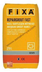 Fixa Repairgrout Fast Hızlı Sertleşen Rötresiz Akı...
