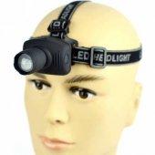 Techno Giyilebilir Kafa Feneri Işık Zoomlu Sos...