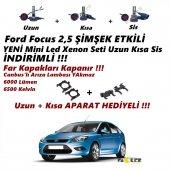Ford Focus 2,5 Şimşek Etkili Mini Led Xenon...