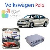 Volkswagen Polo Sedan Oto Koruyucu Branda 4 Mevsim (A+ Kalite)