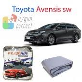Toyota Avensis Sw Araca Özel Koruyucu Branda 4...
