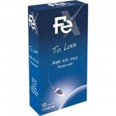 Fe To Love Aşk İçin İnce Prezervatif 12li, Skt...