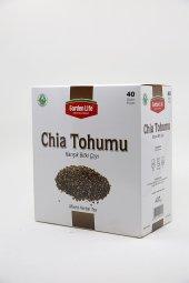 Garden Life Chia Tohumu Karışık Bitki Çayı 40...