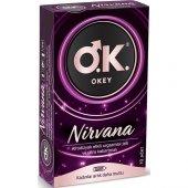 Okey Nirvana 10lu Prezervatif