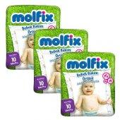 Molfix Bebek Bakım Örtüsü Fırsat Paketi 30 Adet...