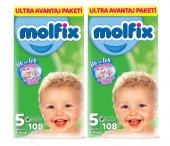 Molfix Bebek Bezi 5 Beden 11 18 Kg Ultra...