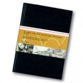 Hahnemühle Sketch Book Sert Kapak 120 Gr. 64...