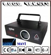 Logo Yansıt Mavi Lazer Stager N019 İle Yazı Ve Grafik Resim Yansıt (Bilgisayar Kontrollü)