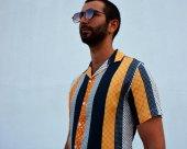 retro erkek gömlek desenli-2