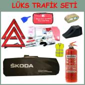 Araç Logolu Trafik Seti-4 Yıl Tüvtürk Muayeneye Uygun-5