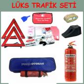 Araç Logolu Trafik Seti-4 Yıl Tüvtürk Muayeneye Uygun-7