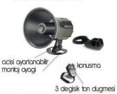 5 Ayrı Sesli Da Dat Polis Sireni Mikrofon...