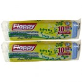 Floppy Jumbo Boy Çöp Torbası 80x110 10lu Rulo 6...