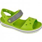 Crocs Crocband Sandal Kids Cr0011 Volt Green Smoke
