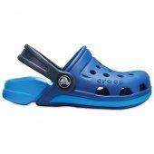 Crocs Electro Iıı Clog K Terlik 204991 Blue Jean Ocean