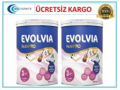 Evolvia 3 Bebek Maması 800 Gr 2li Paket