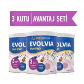 Evolvia Nutripro 3 Devam Sütü 3lü 800 Gr