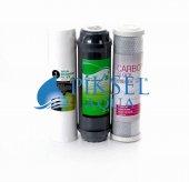 Su Arıtma Cihazı Filtresi Ön 3 Filtre Takımı