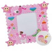 Partipan Baby Shower Magnet Pembe 25li
