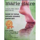 Marie Claire Nasır Ve Topuk Çatlağı Giderici...